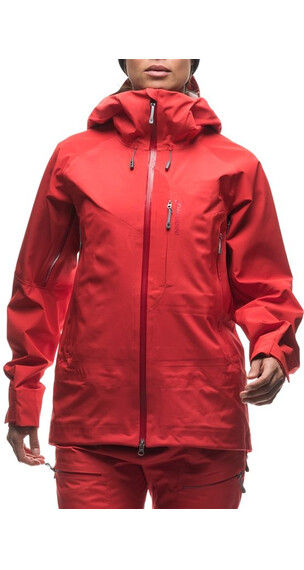 Houdini W's Candid Jacket Heritage Red